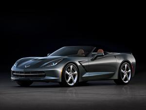 Chevrolet Corvette Stingray Convertible en Ginebra