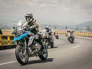 El encuentro BMW Motorrad Riders 2014, a punto de comenzar