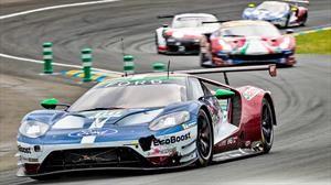 Las carreras del Ford GT están por terminar