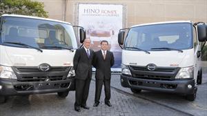HINO estrena en Chile nueva Serie 300