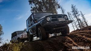 UAZ Hunter 2019 primer contacto desde Chile