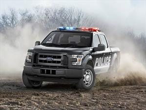 Ford F-150 Special Service Vehicle 2016, la patrulla pick up