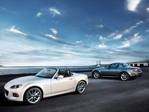Mazda MX-5 y Mazda 2 obtienen excelente calificación de calidad por J.D. Power