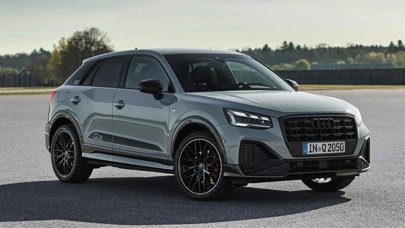 Audi Q2 2021, renovación con cambios de diseño y más equipamiento