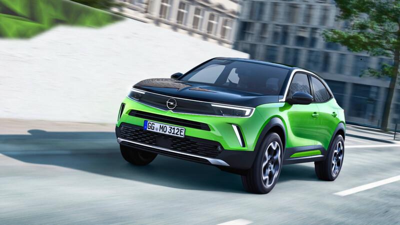 Opel Mokka 2021, todo nuevo y hasta eléctrico