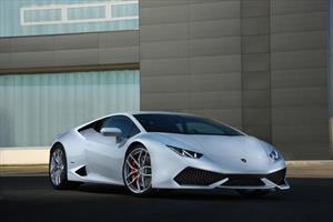 Lamborghini disfruta un Huracán de ventas