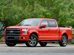 Ford F-150 2016 -Super Crew- obtiene el Top Safety Pick del IIHS
