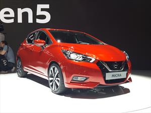 Nissan March 2018 debuta