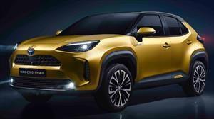Toyota Yaris Cross 2021 es un SUV pequeño, funcional e híbrido