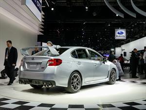 Subaru WRX STI 2015, evocando glorias pasadas