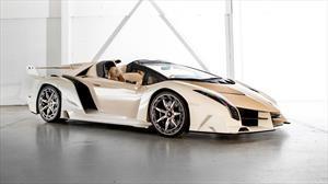 Ya vendieron al Lamborghini Veneno Roadster decomisado al vicepresidente de Guinea
