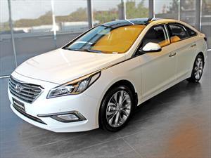 Hyundai Sonata LF 2015: La séptima generación inicia venta en Chile
