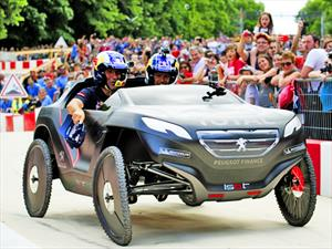 Dakar 2015: Stephane Peterhansel se integra al equipo Peugeot TOTAL