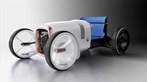 Vision Mercedes Simplex, reescribiendo el pasado con electricidad
