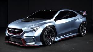 Subaru WRX STi 2021 tendrá 400 Hp