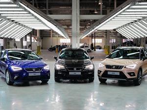 SEAT Leon y Arona inician producción en Argelia