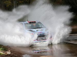 WRC: Daniel Sordo y su Hyundai i20 se quedaron con el Shakedown