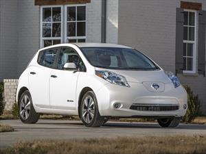 Nissan LEAF 2016 baja más de $100,000 pesos su precio en México
