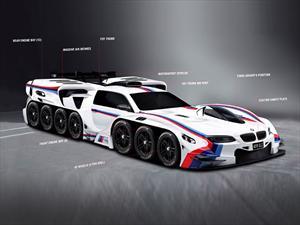 BMW le da vida al sueño de un niño