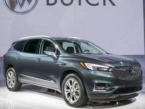 Buick Enclave 2018, refinada y con mejor equipamiento