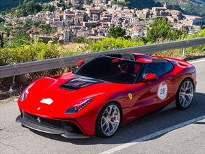 Ferrari F12 TRS, un convertible único