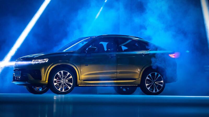 Zeekr, conoce a la nueva marca de autos eléctricos premium de Geely