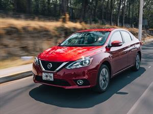 Manejamos el Nissan Sentra 2017