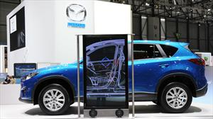 Mazda CX-5 obtiene máxima calificación en seguridad