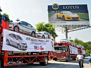 Confirmado: Proton reingresa al mercado automotor chileno