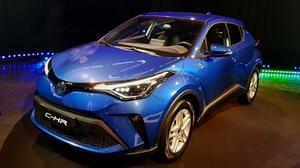 Toyota C-HR llega a Argentina