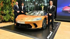 McLaren GT debuta en Latinoamérica