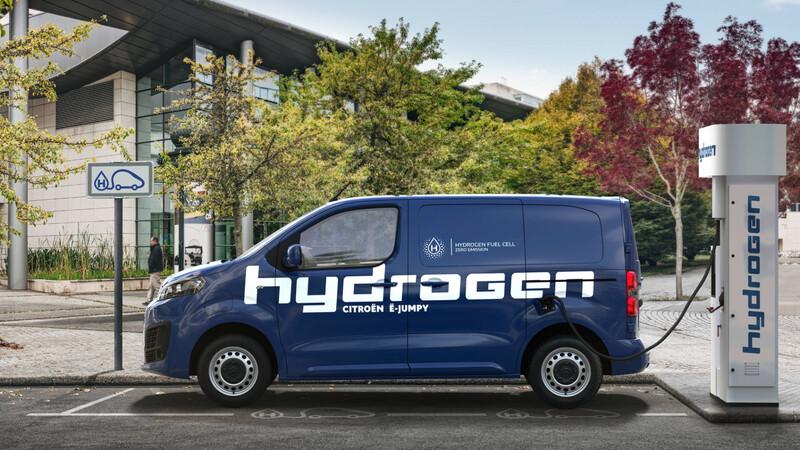 Citroën se suma a la moda del hidrógeno