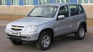 Chevrolet vende su participación en Lada y les devuelve el nombre Niva