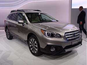 Subaru presenta el nuevo Outback en Nueva York