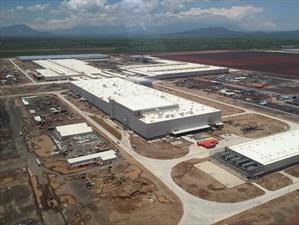 Unidades pre-serie comienzan producción en la planta de Audi en México