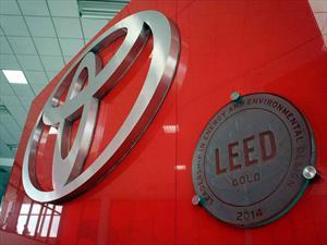 México tiene la primer agencia automotriz con certificación LEED en América Latina