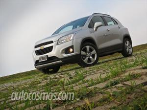 Prueba Chevrolet Tracker