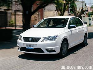 SEAT Toledo 2016 a prueba