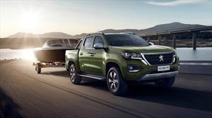 Peugeot revela oficialmente a su nueva camioneta, la Landtrek 2021