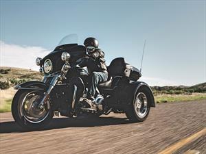 Harley-Davidson lanza en Chile la nueva Tri Glide Ultra Classic