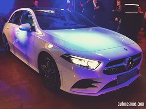 Mercedes Benz Clase A 2018 en Chile, lo cortés no quita lo valiente