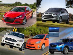 Conocé los finalistas al Green Car of the Year