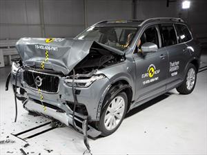 Estos son los autos más seguros de 2015 de acuerdo a Euro NCAP