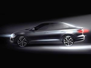 Volkswagen Virtus, comienza a destaparse el sucesor del Vento