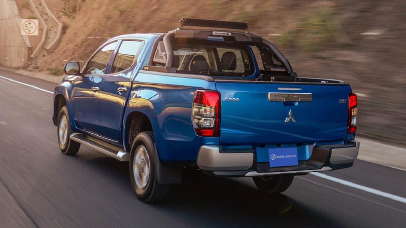 Las 10 pickups más vendidas en junio 2021