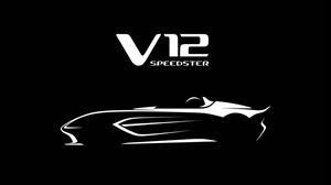 El Aston Martin V12 Speedster sólo es un bosquejo pero ya recibe pedidos