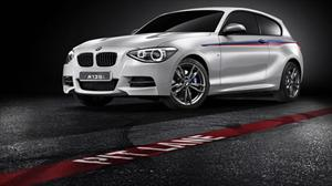BMW Concept M135i debuta en el Salón de Ginebra 2012