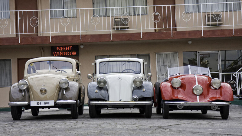 Los días en los que Mercedes-Benz no hizo autos lujosos