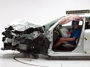 Mazda 6 2018 obtiene el Top Safety Pick del IIHS