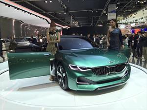 El Kia Novo Concept nos muestra el futuro diseño de la marca